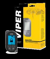 9756V - 9756V Viper 2-way LCD RF kit