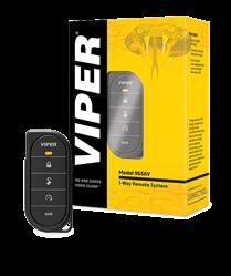 9656V - 9656V Viper 1-way RF kit